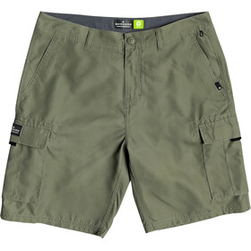 Quiksilver Rogue Surfwash Amphibian 18 Shorts Heren, kalamata